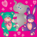 Teddy Bears and Cuddly Friends ♥